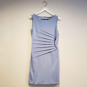 Ivanka Trump | sleeveless form fitted dress